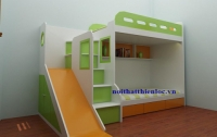 Bộ giường tủ trẻ em TL 06
