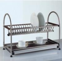 Giá bát đĩa inox 304 để mặt bếp- NE 0360AK