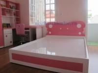 Bộ giường tủ trẻ em TL 04