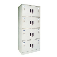 Tủ locker CAT984-2LT