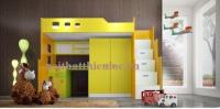 Bộ giường tủ trẻ em TL 09