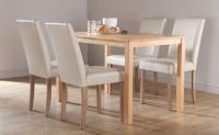 Bộ bàn ăn gia đình 4 ghế
