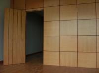 Vách gỗ ốp tường Veneer