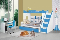 Bộ giường tủ trẻ em TL 05