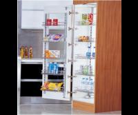 Tủ đồ khô cánh mở 6 tầng, 12 rổ- NE 040645C
