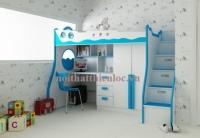 Bộ giường tủ trẻ em TL 10